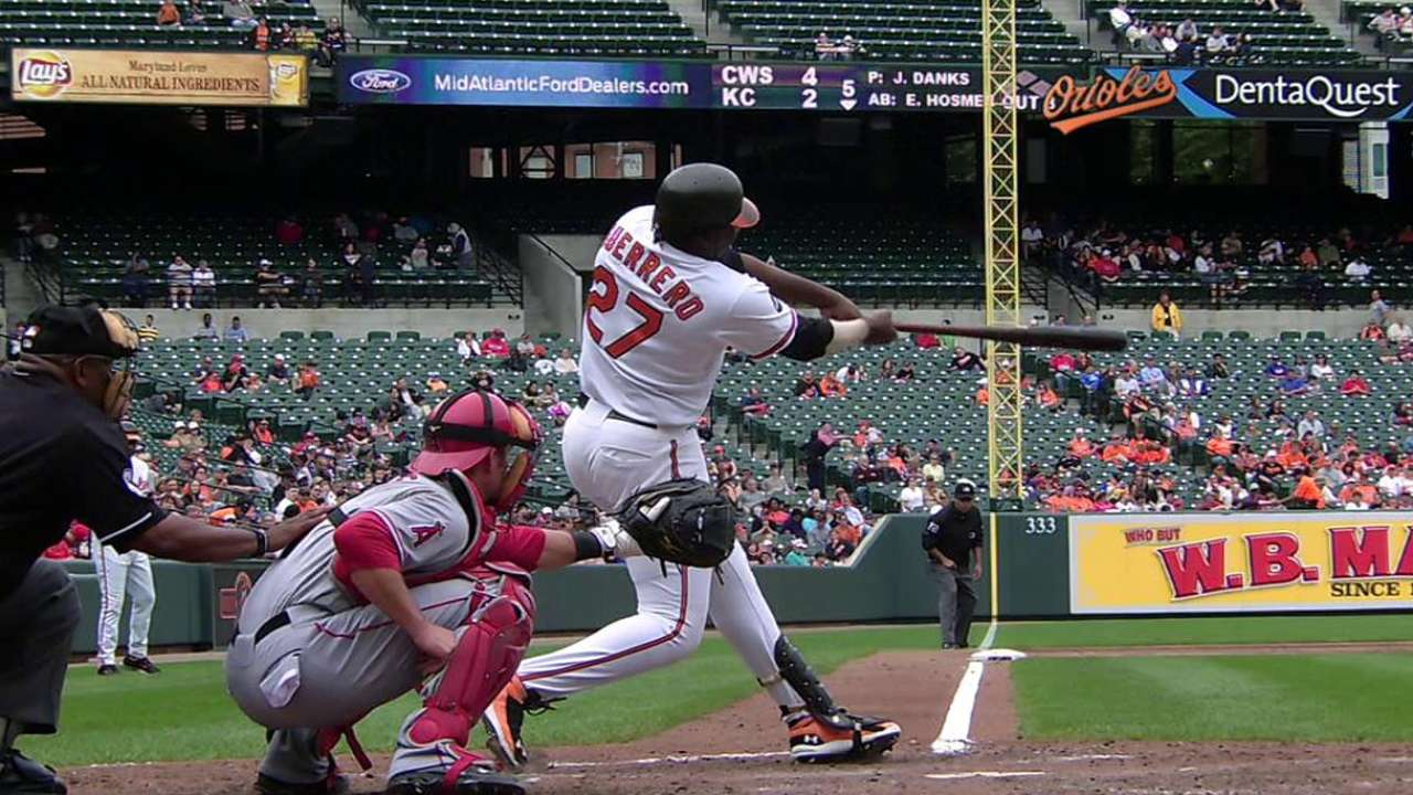 Vlad's final home run
