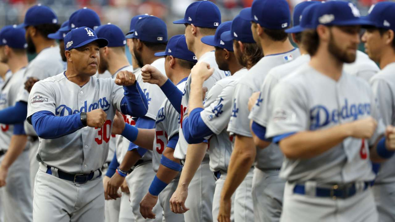 Three keys for Dodgers in remainder of NLDS