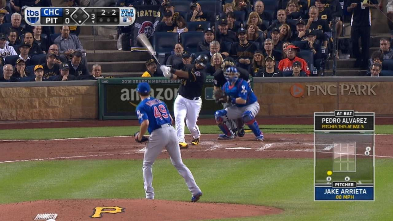 Out to clinch, Arrieta highlights marquee matchup
