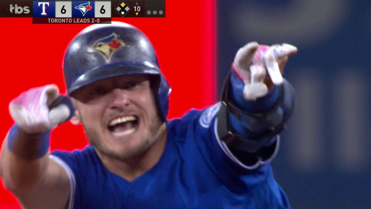 Donaldson's key double in 10th