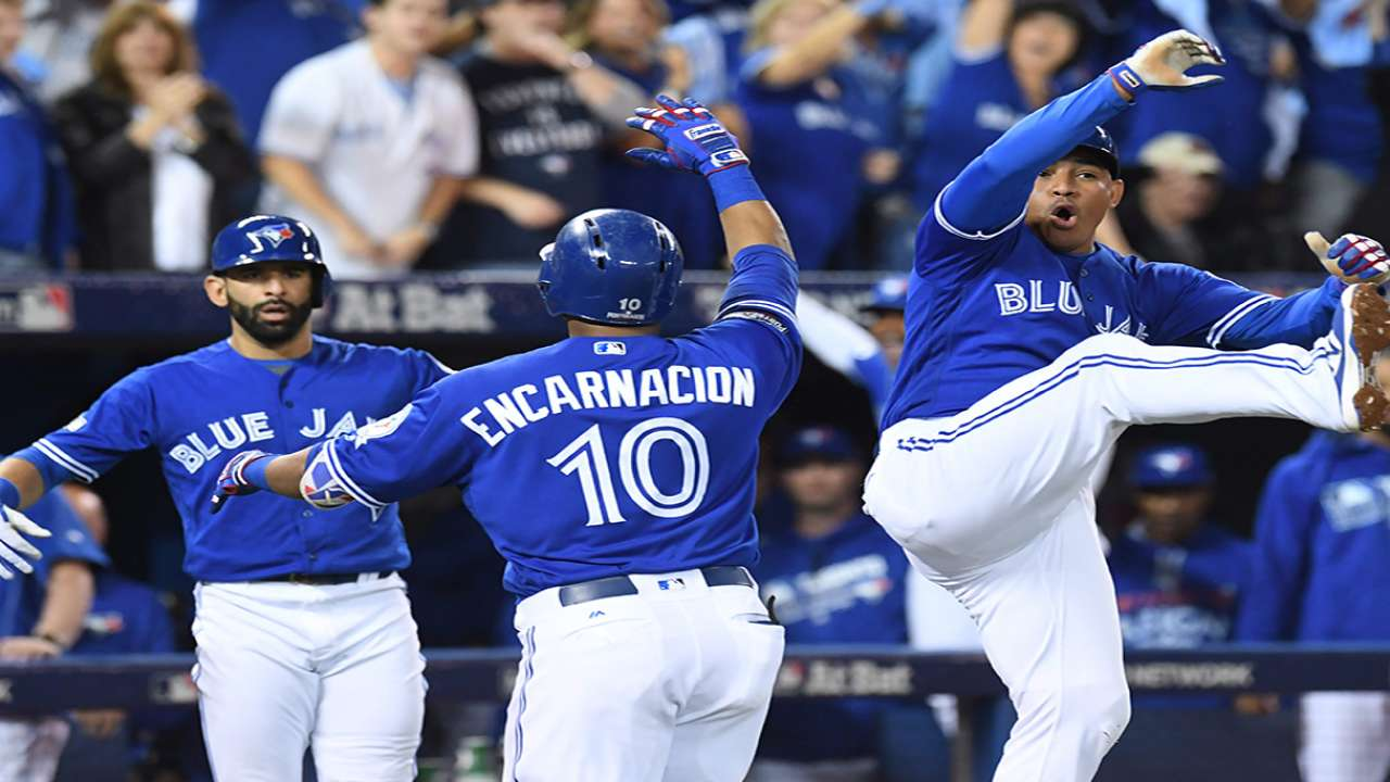Blue Jays are scary good heading to ALCS