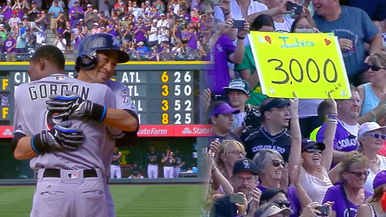 Best Moment: Ichiro