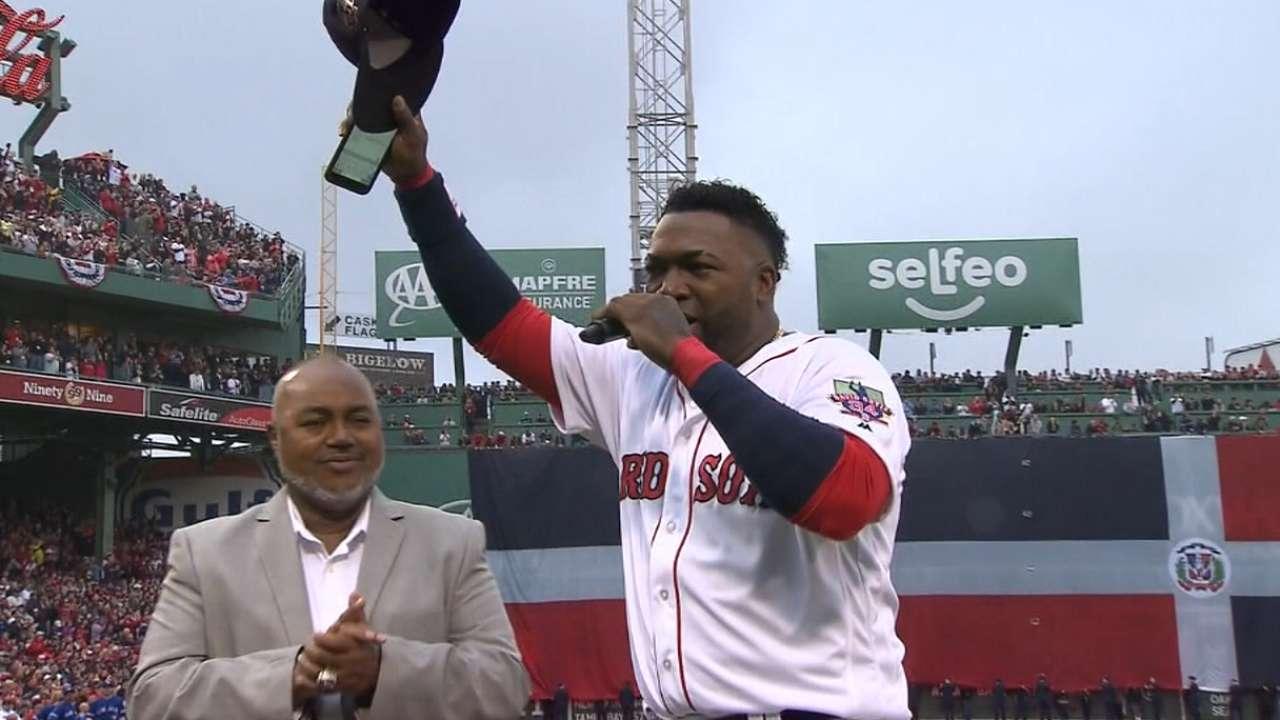 Best Moment: Ortiz