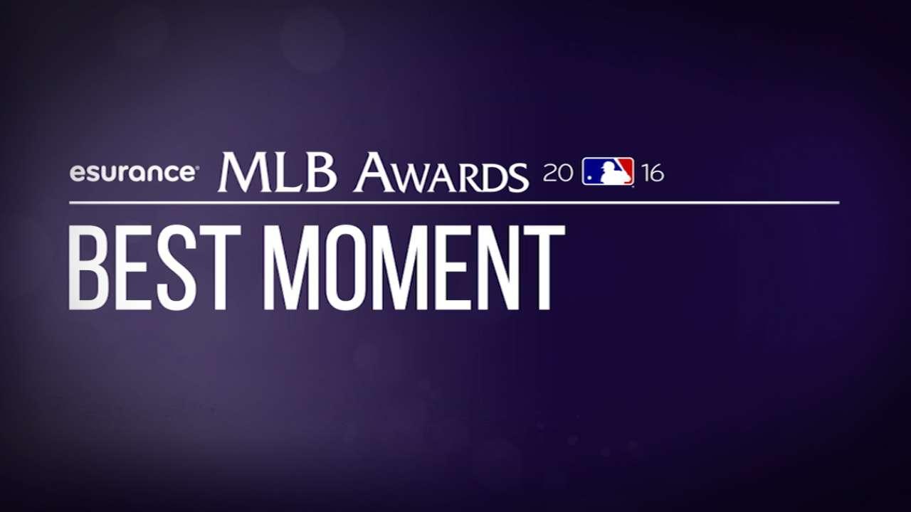 Vote for Best Regular Season Moment