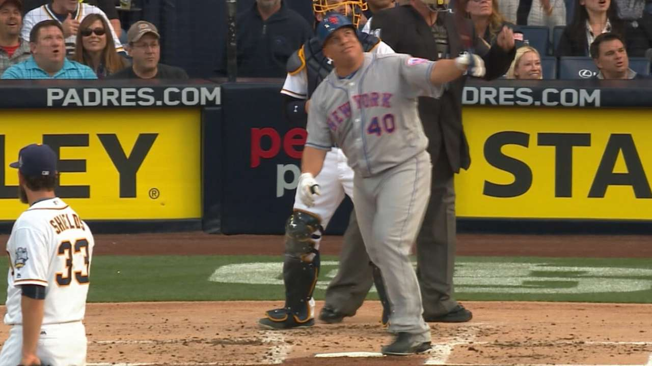 Best Call: Cohen on Bartolo's HR