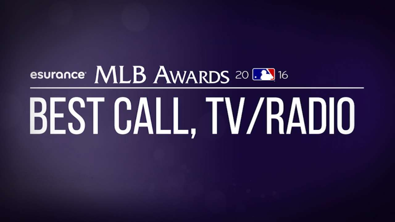Vote: Make the call on Best Call, TV/Radio Award