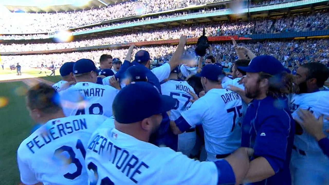 Best Call: Scully's walk-off
