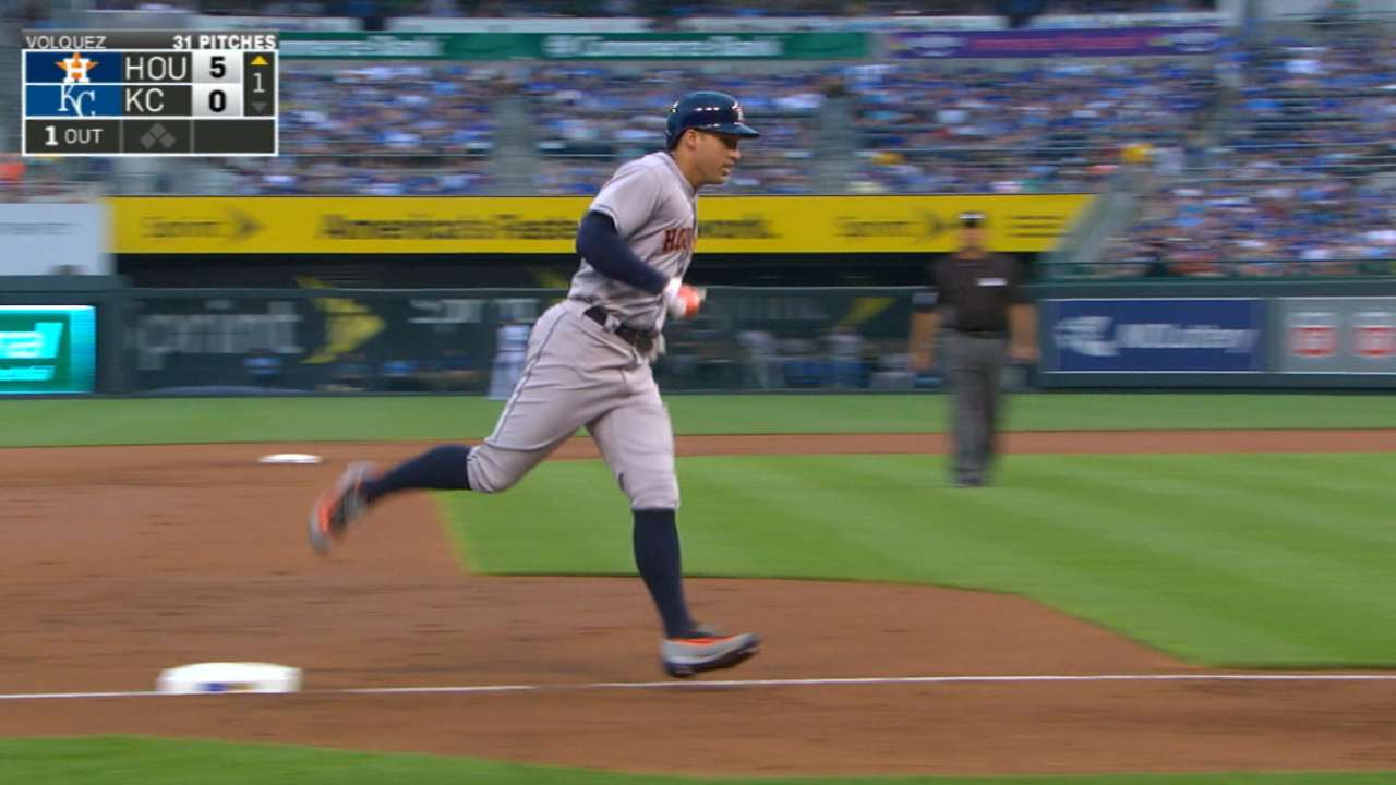 Best Play, Offense: Springer