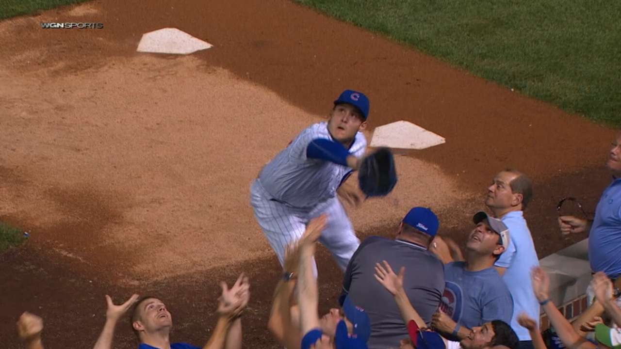 Best Play, Defense: Rizzo