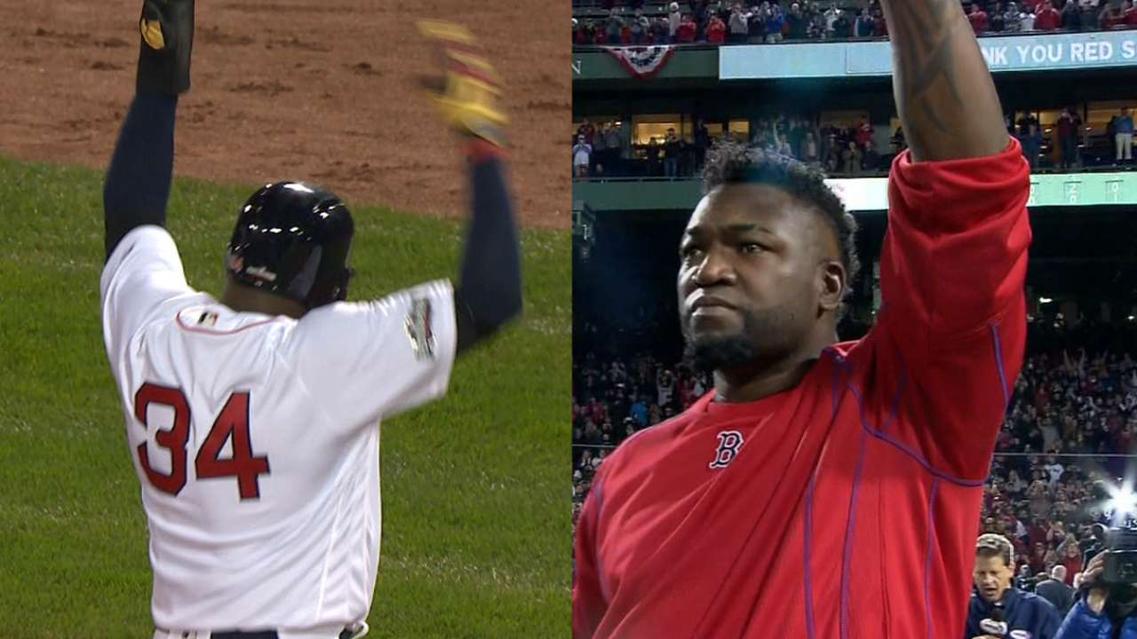 Ortiz made his farewell the grand finale of '16