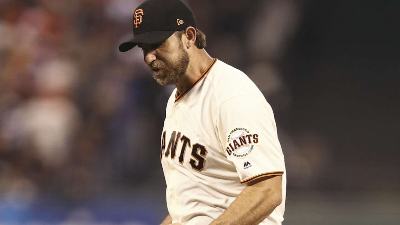 Bochy on Bumgarner's performance