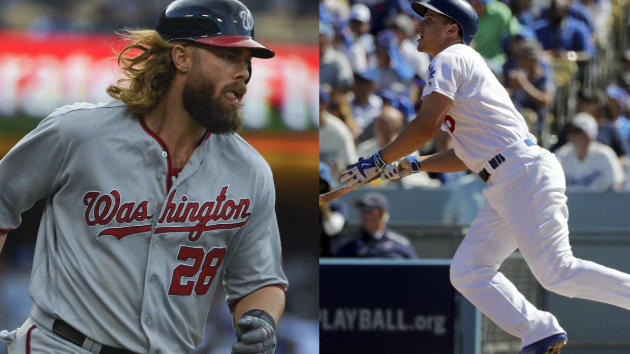 NLDS Game 4 lineups: Nationals vs. Dodgers