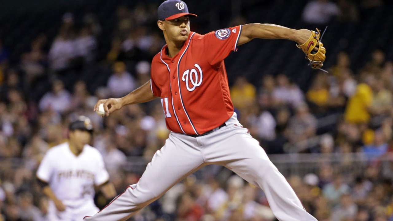 Nats, Dodgers learn game start time when they wake up