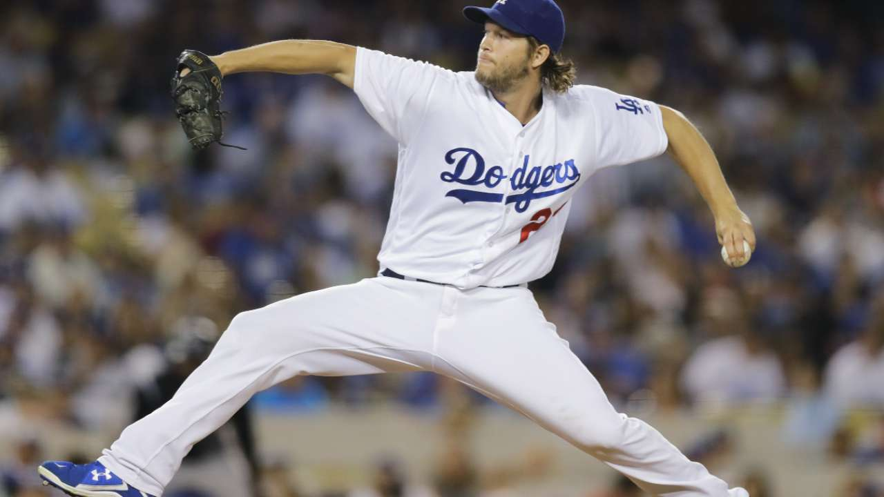 Dodgers going with Kershaw for must-win Game 4