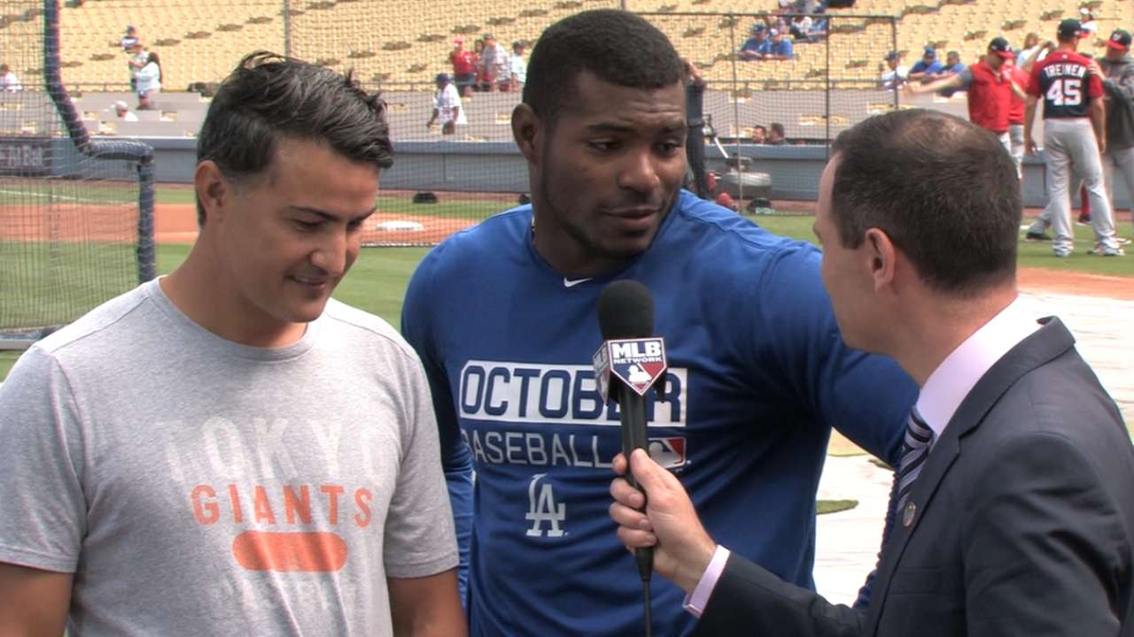 Puig interested in playing for Mexico in Classic