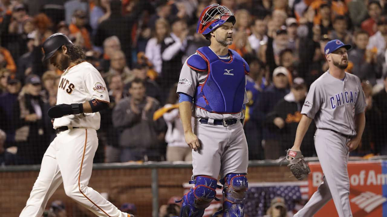 DYK? Cubs-Giants Game 4 NLDS