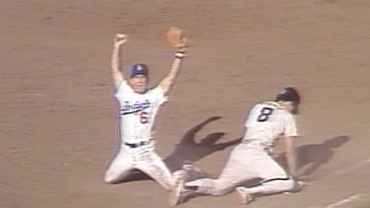 Dodgers advance to 1981 NLCS