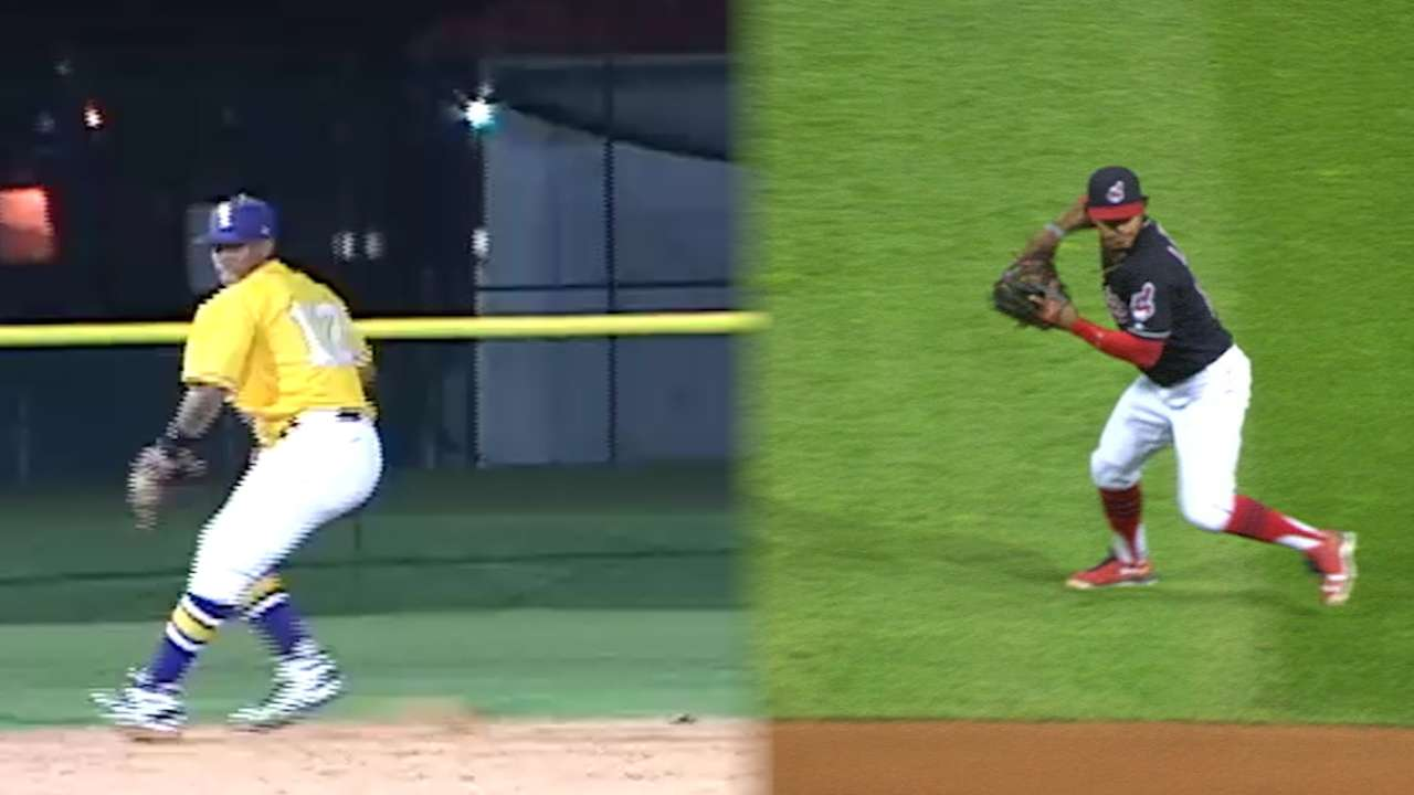 Lindor from 2011 to today