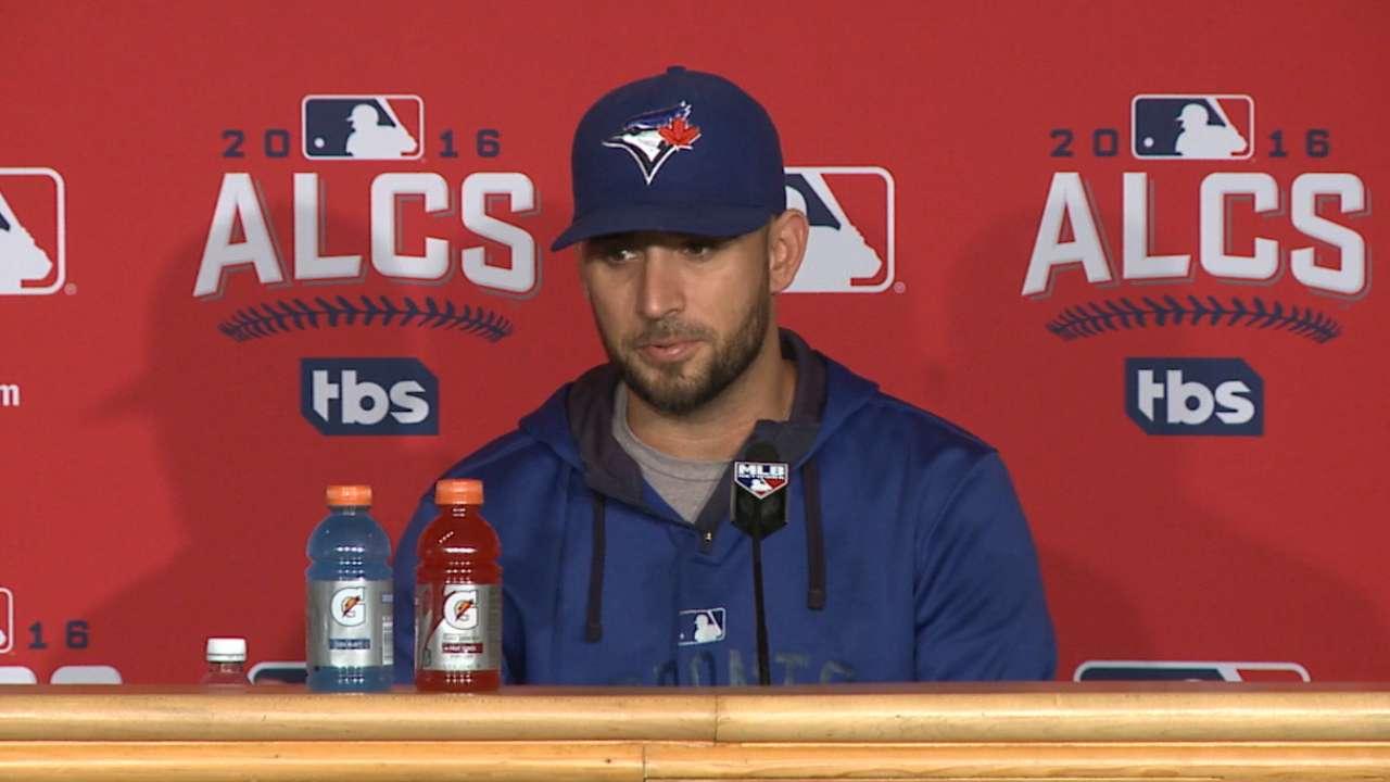 Estrada on Indians lineup