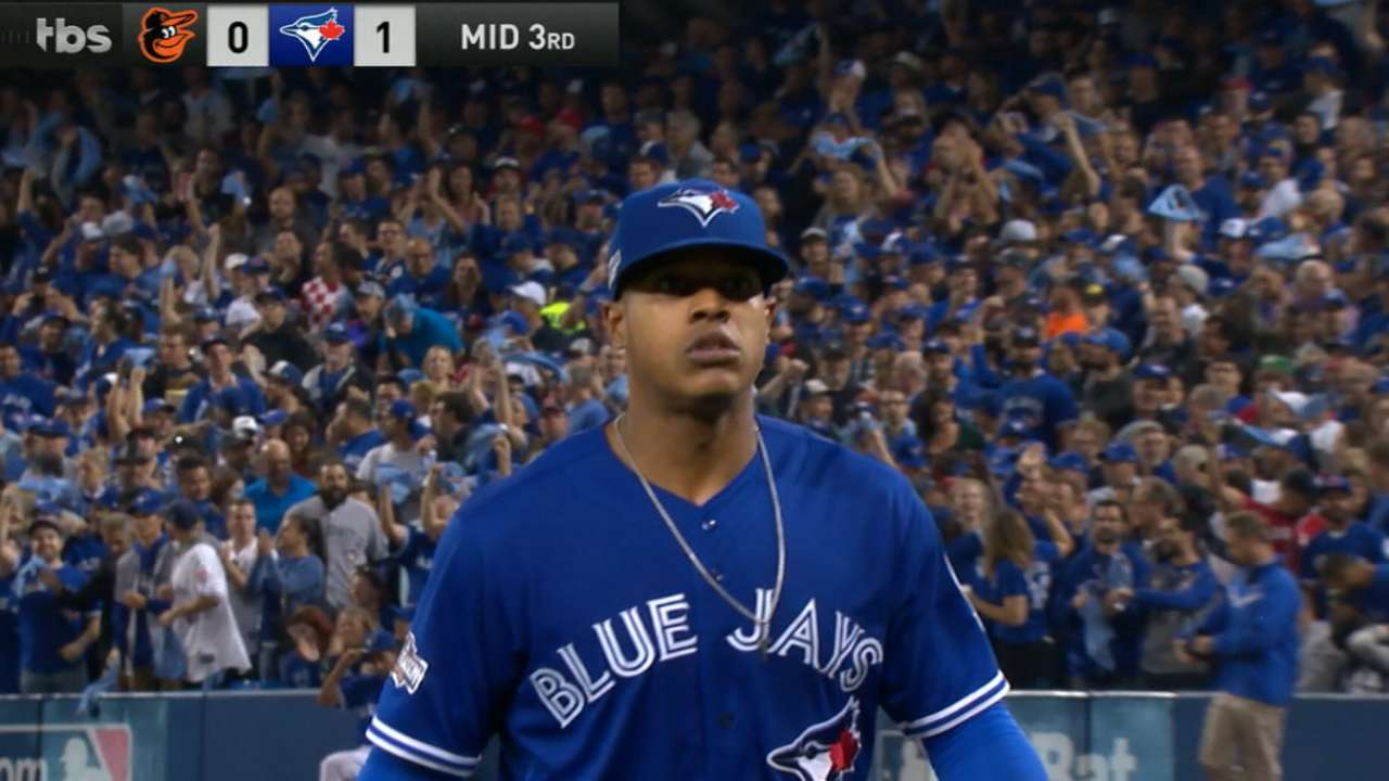Tale of the Tape: Bauer, Stroman square off