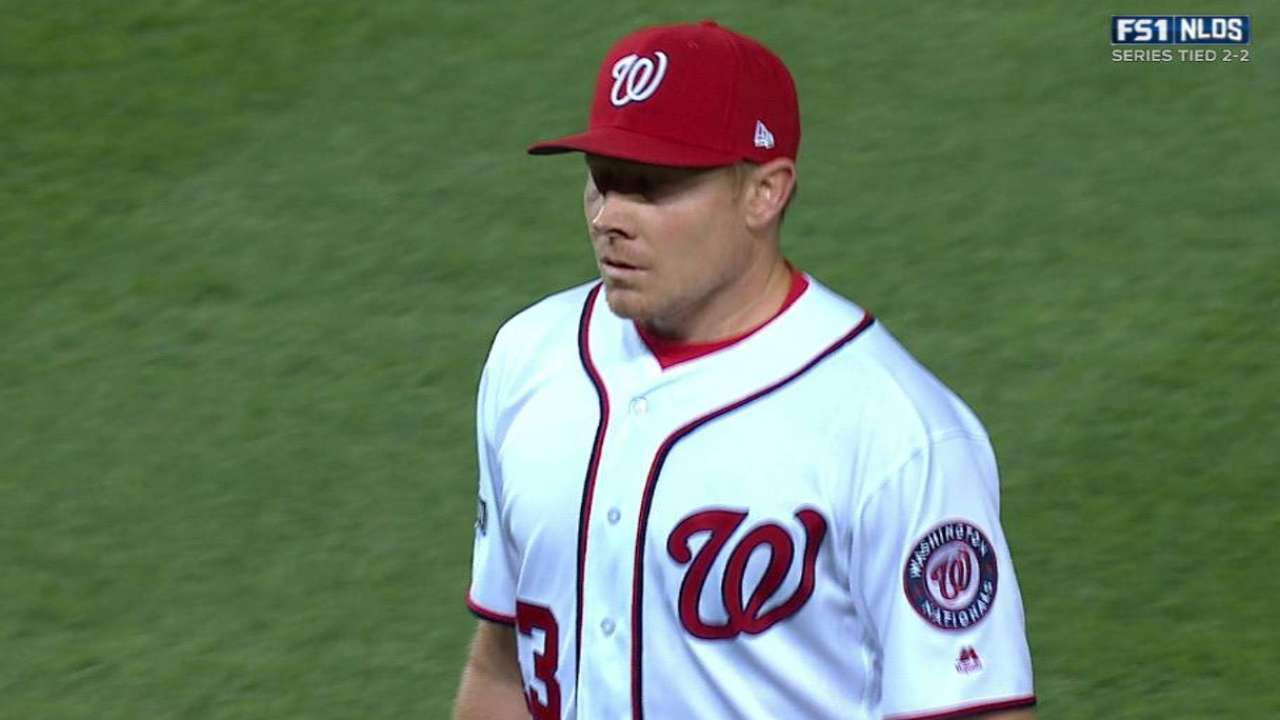 Nats in good position to return strong in 2017
