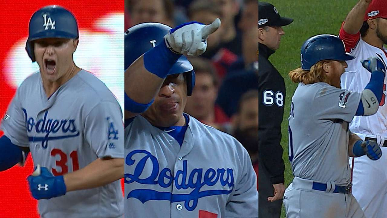 Stats of the Day: Turner delivers in NLDS