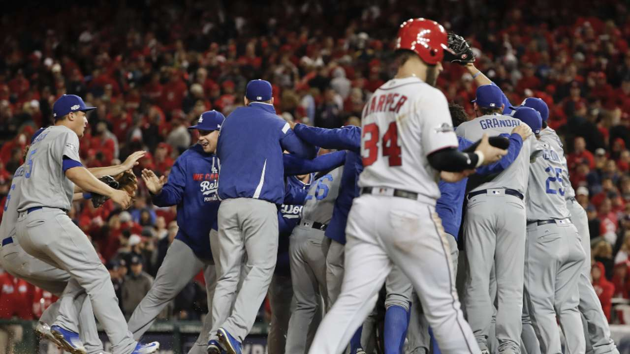 Pulse of the Postseason in :30