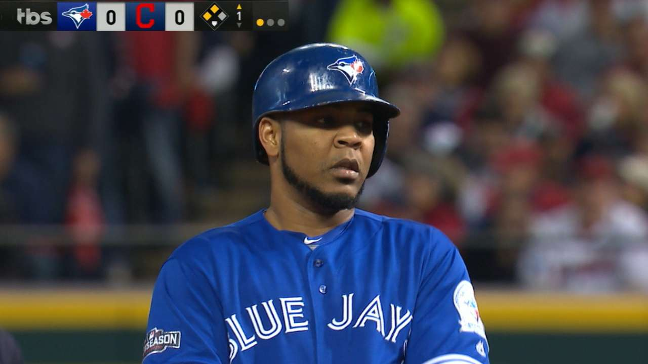 Donaldson stranded early in one of lost chances