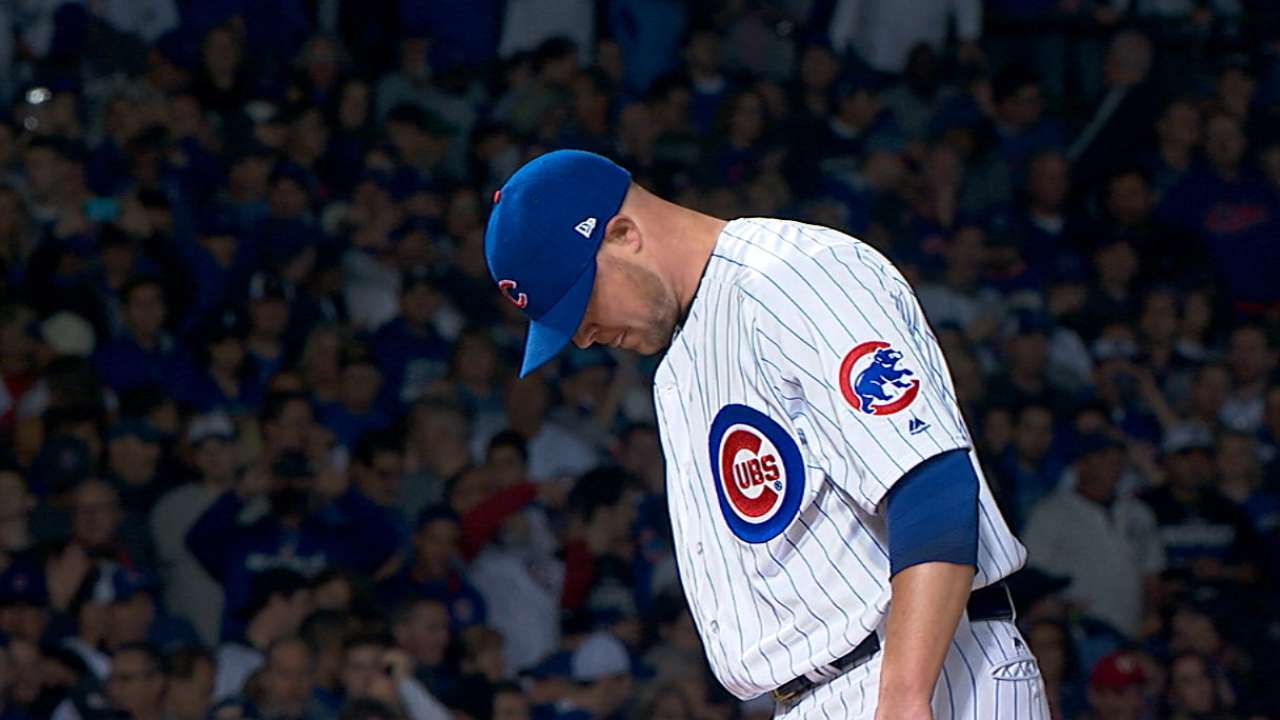 Lester's solid outing in Game 1