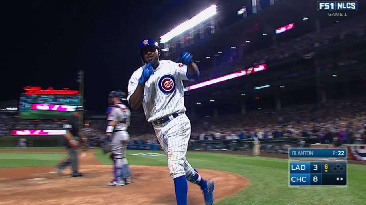 Fowler's surprise return pays dividends for Cubs