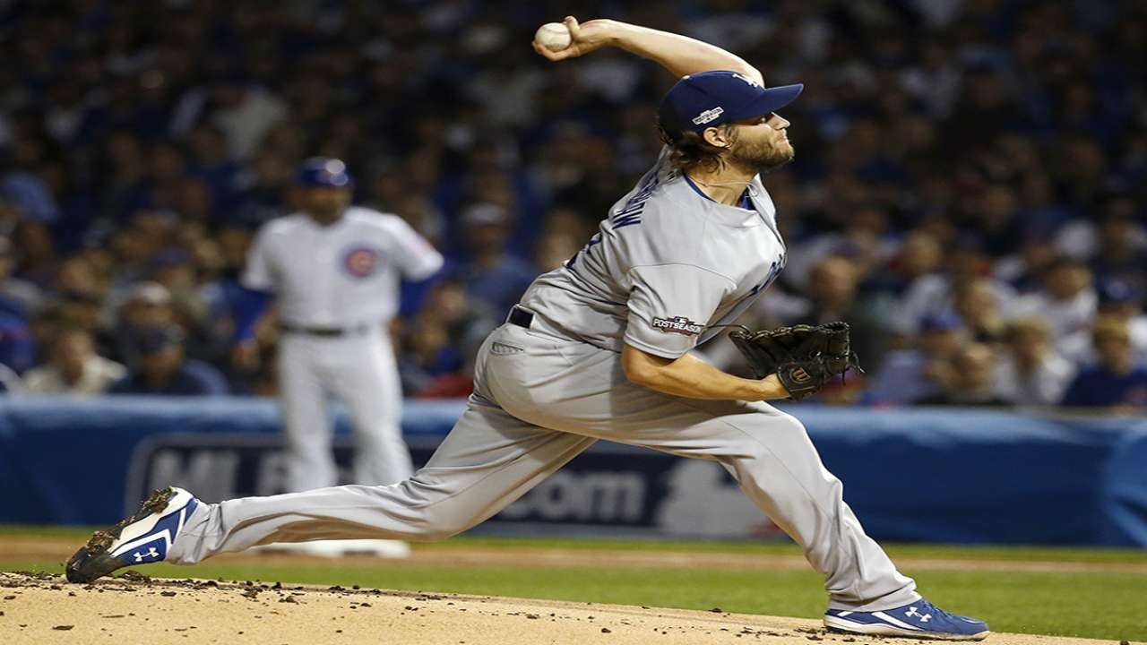 Roberts on Kershaw's past