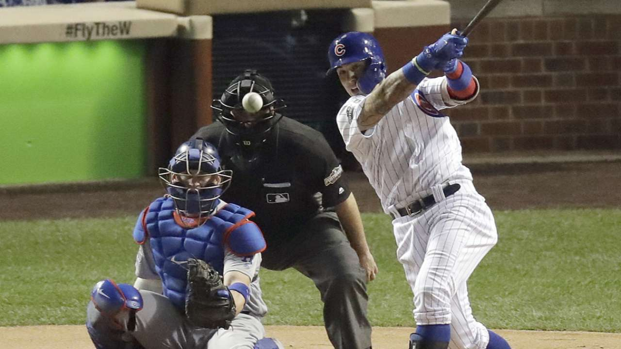 Maddon's philosophy tested by cold Cubs bats