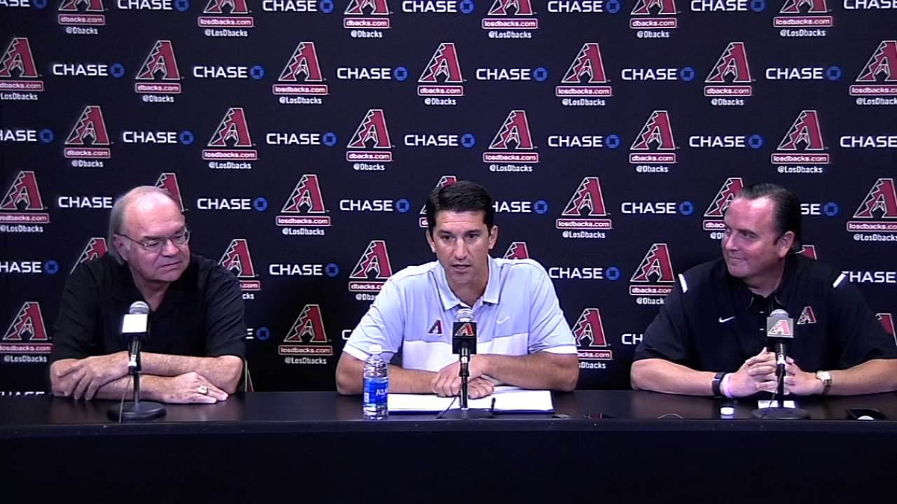 D-backs could address pitching in free agency