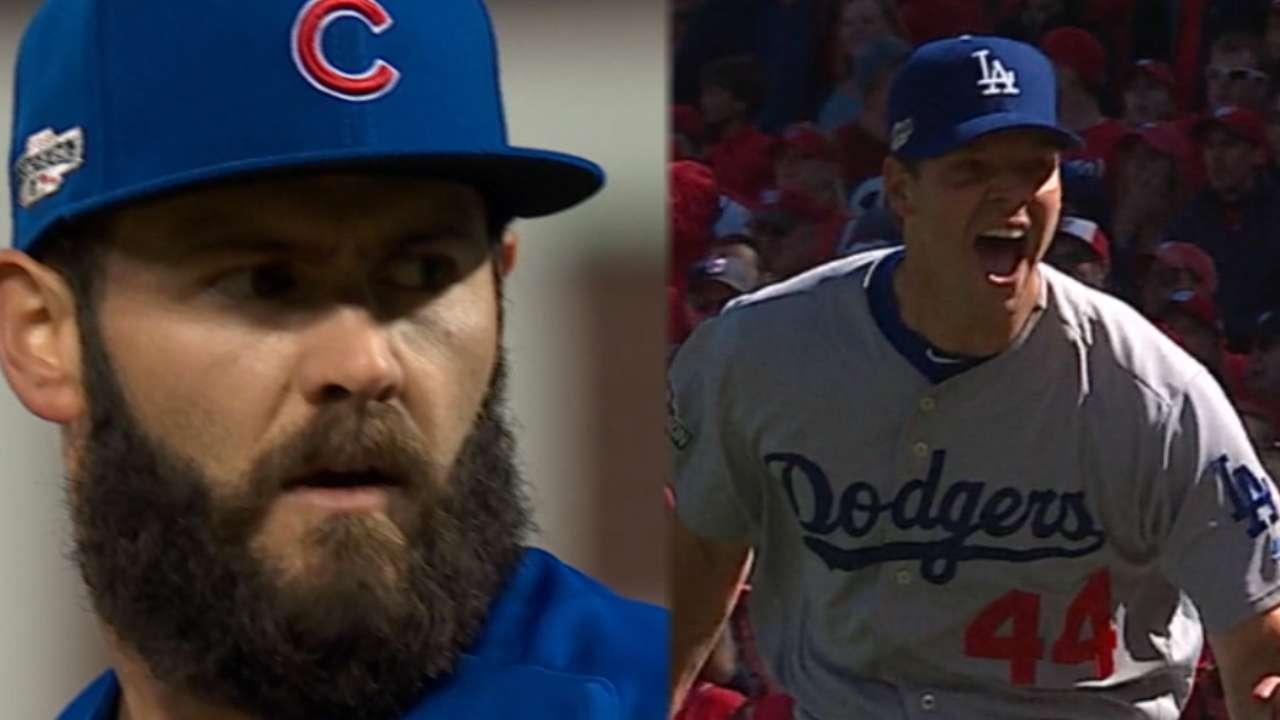 Dodgers know Arrieta presents challenge