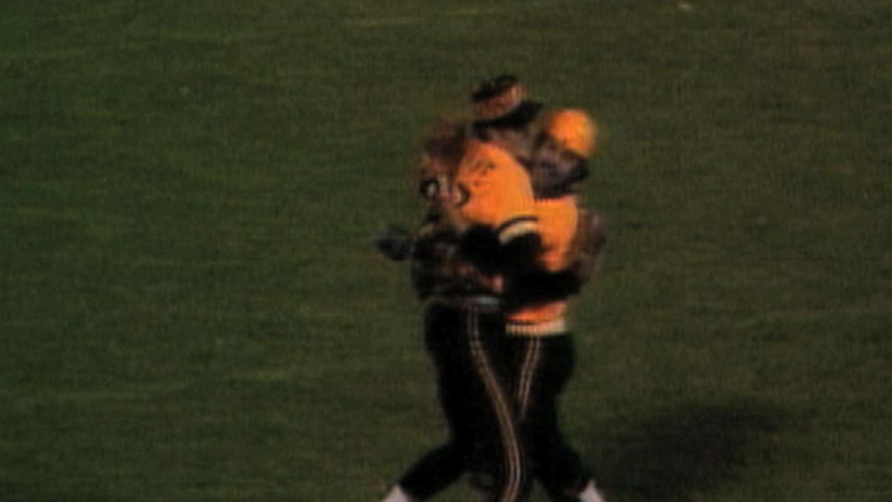 Pirates win 1979 World Series