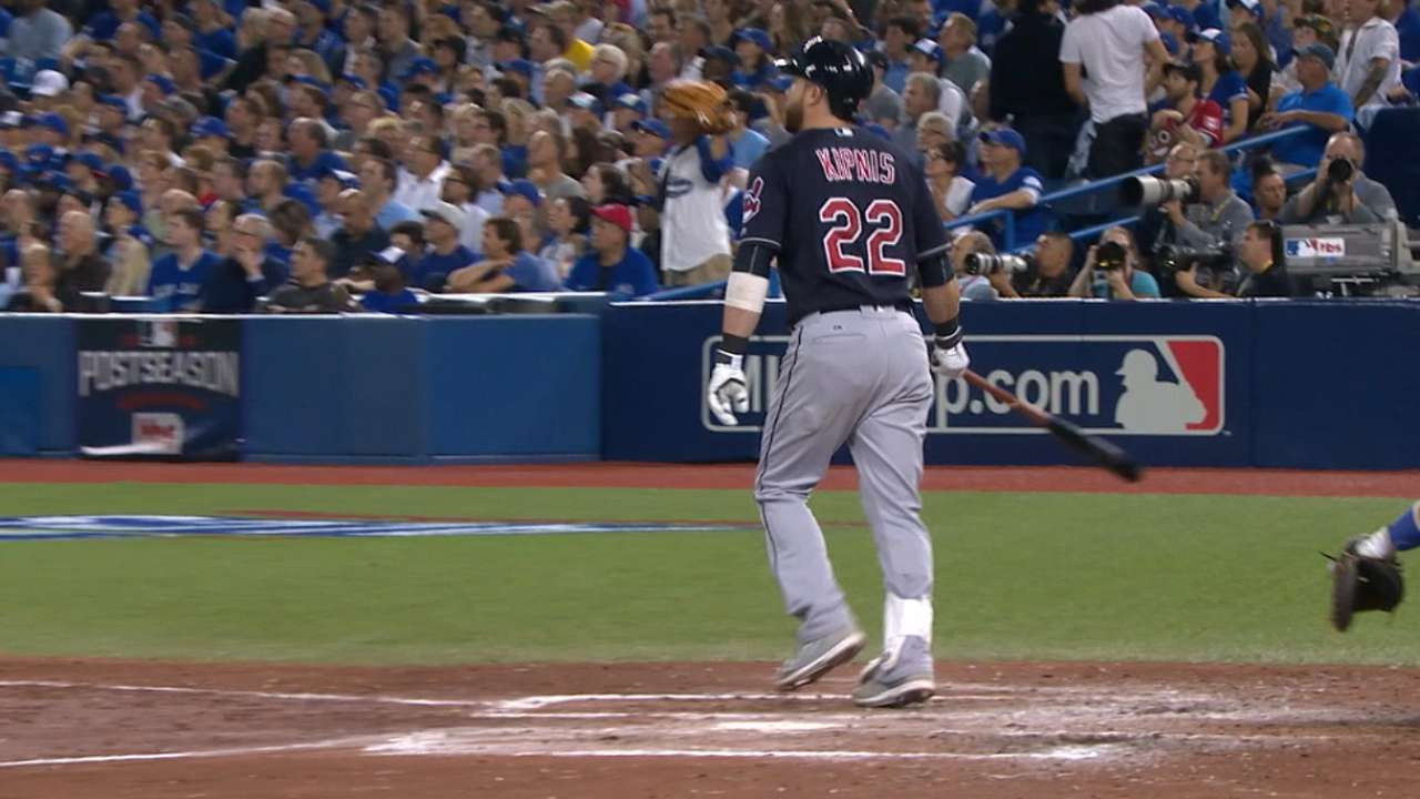 Must C: Kipnis gives Tribe lead