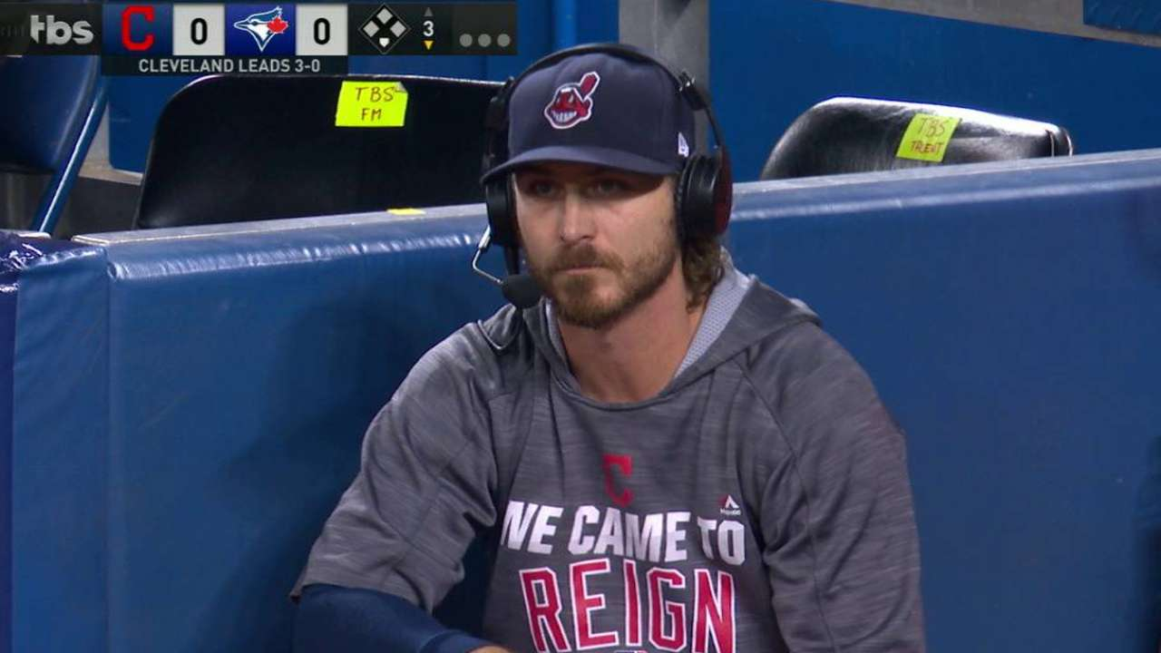 Tomlin on Indians' postseason