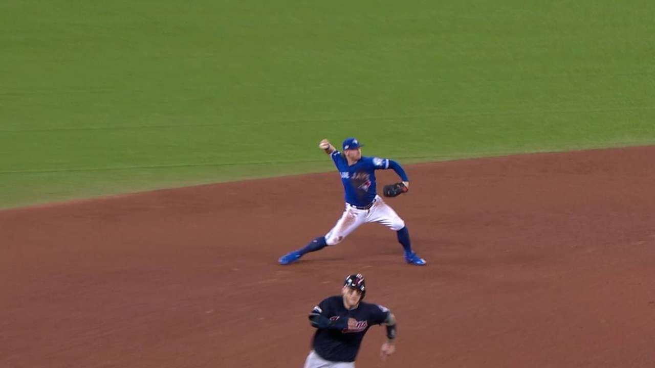 Statcast: Donaldson's great play