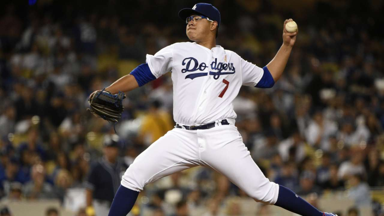 Secondary pitches real weapons for Urias