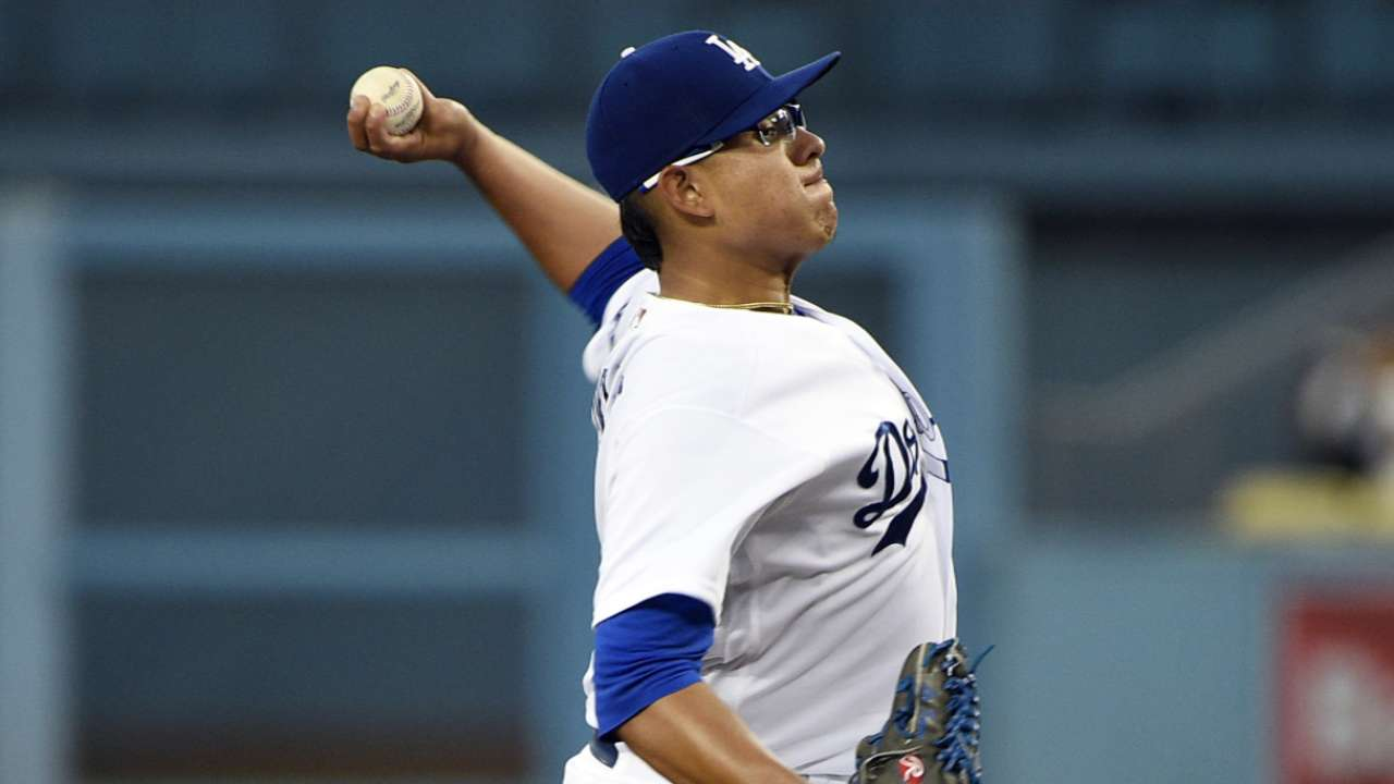 Plan in place as Urias strives for peak fitness