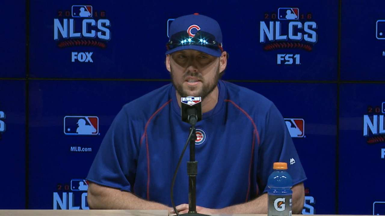 Lackey's pedigree meets Urias' promise in Game 4