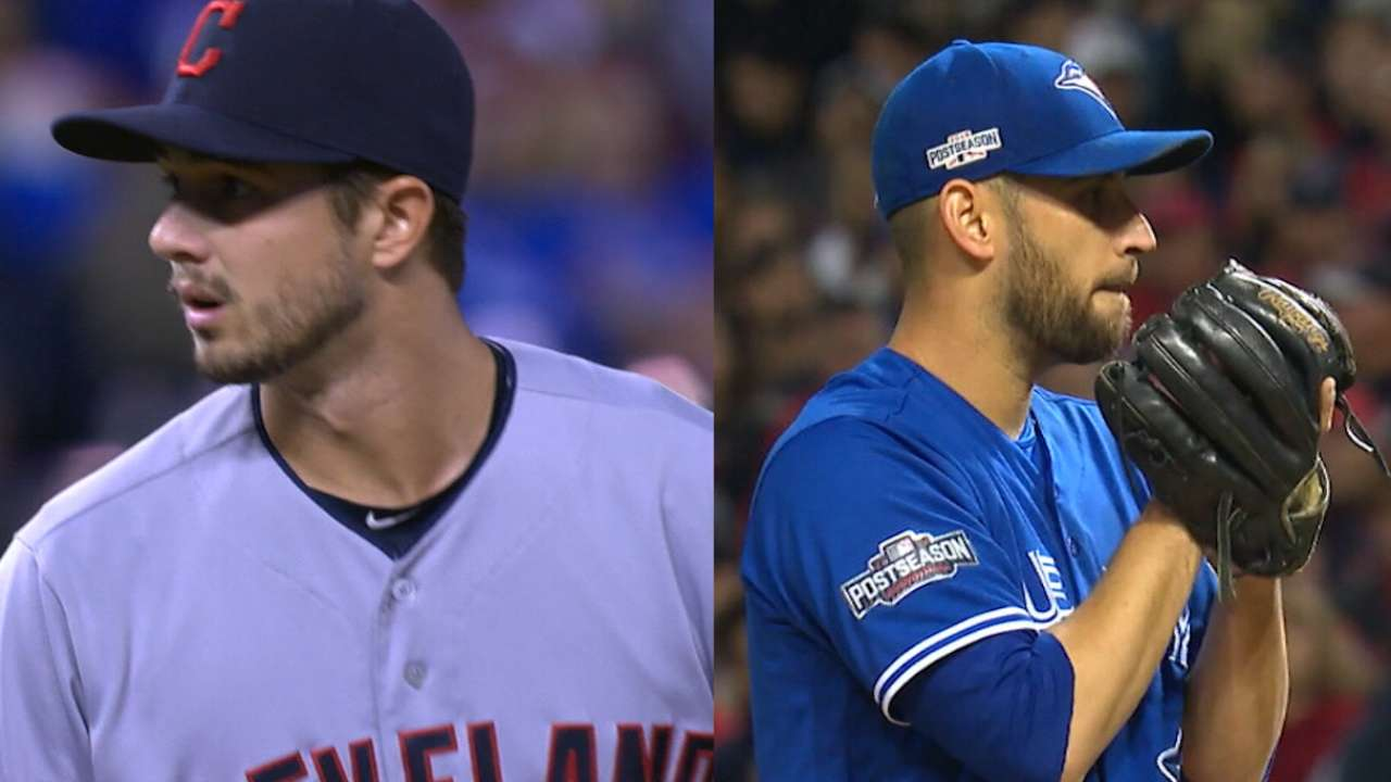 Blue Jays, Tribe Game 5 preview