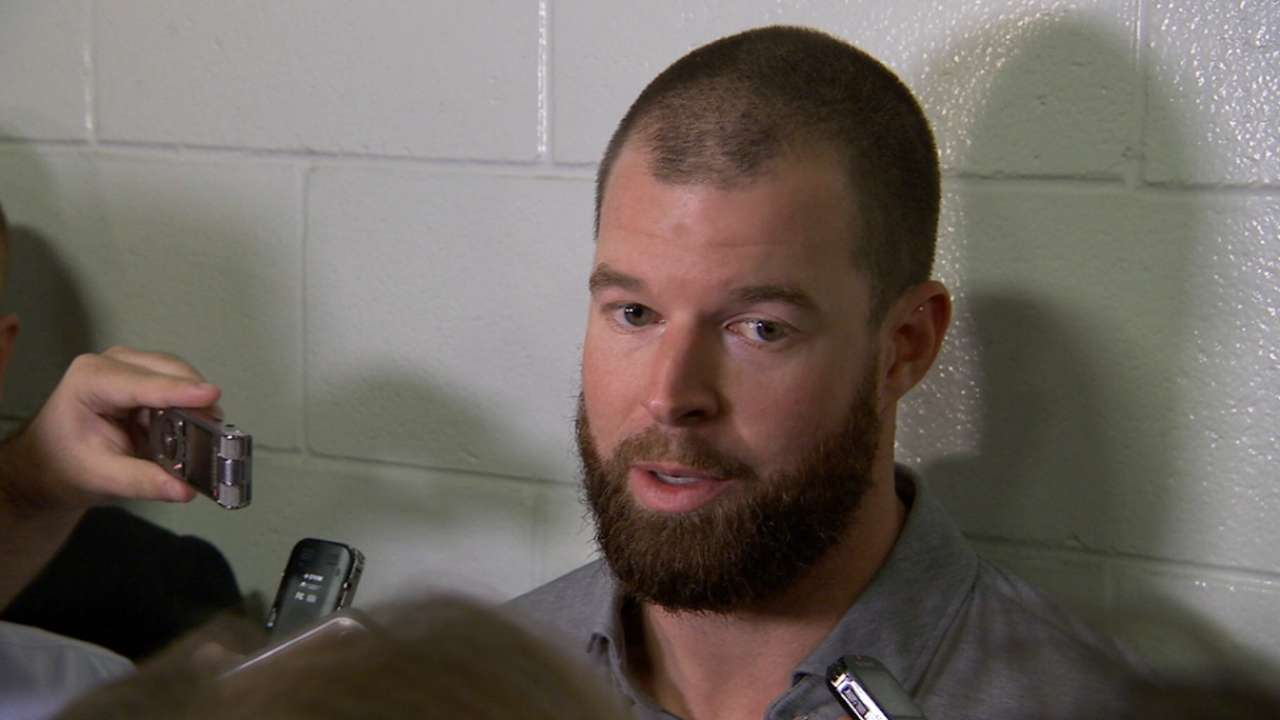 Kluber on Game 4 loss