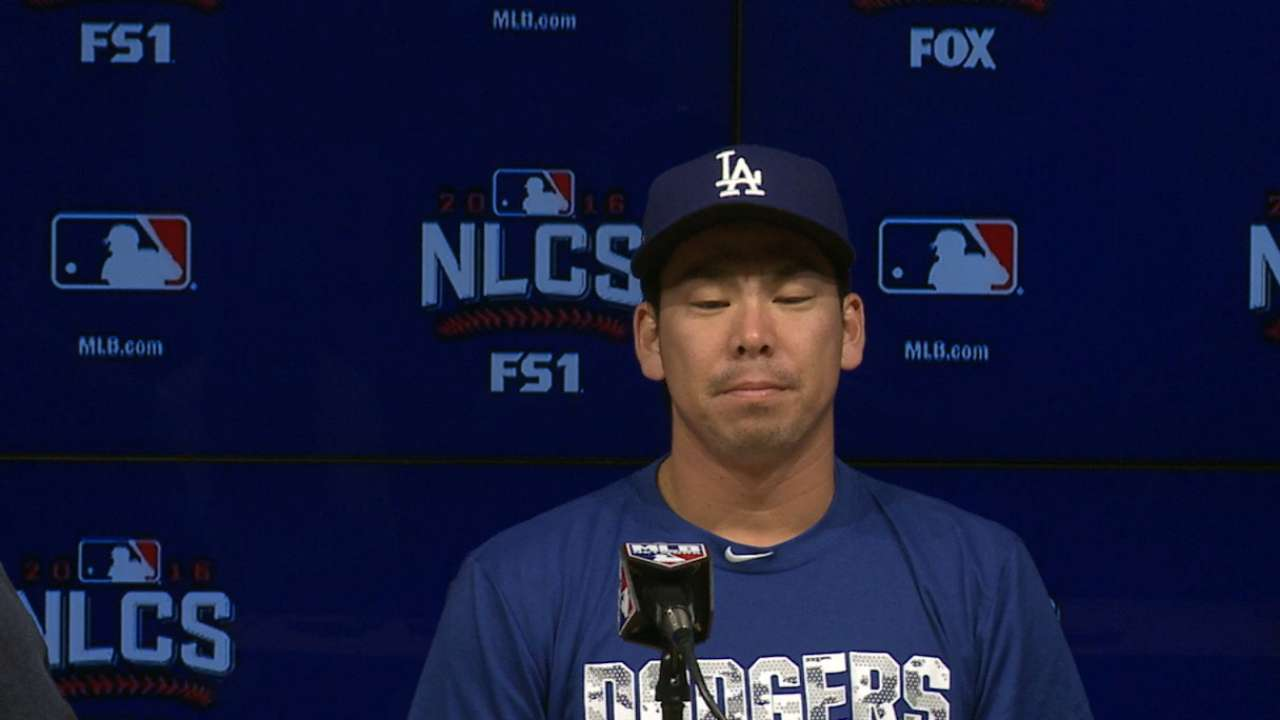 Dodgers can reclaim momentum with pitching