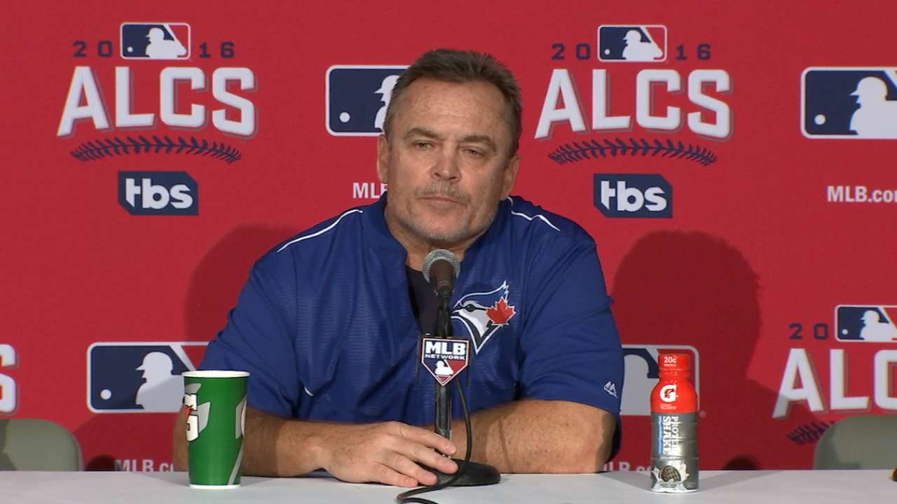Gibbons on losing in the ALCS