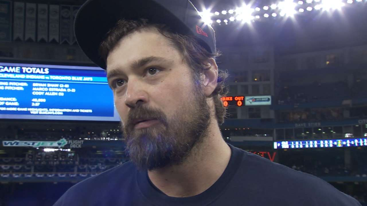Miller on going to World Series