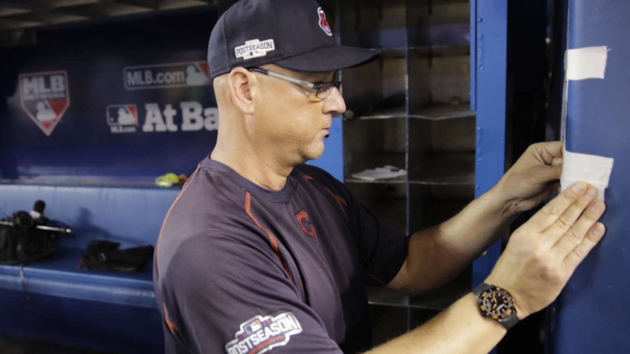 Francona compliments Blue Jays
