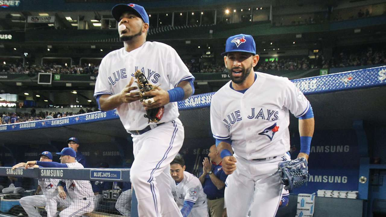 Indians Beat Blue Jays To Win Al Pennant Mlbcom