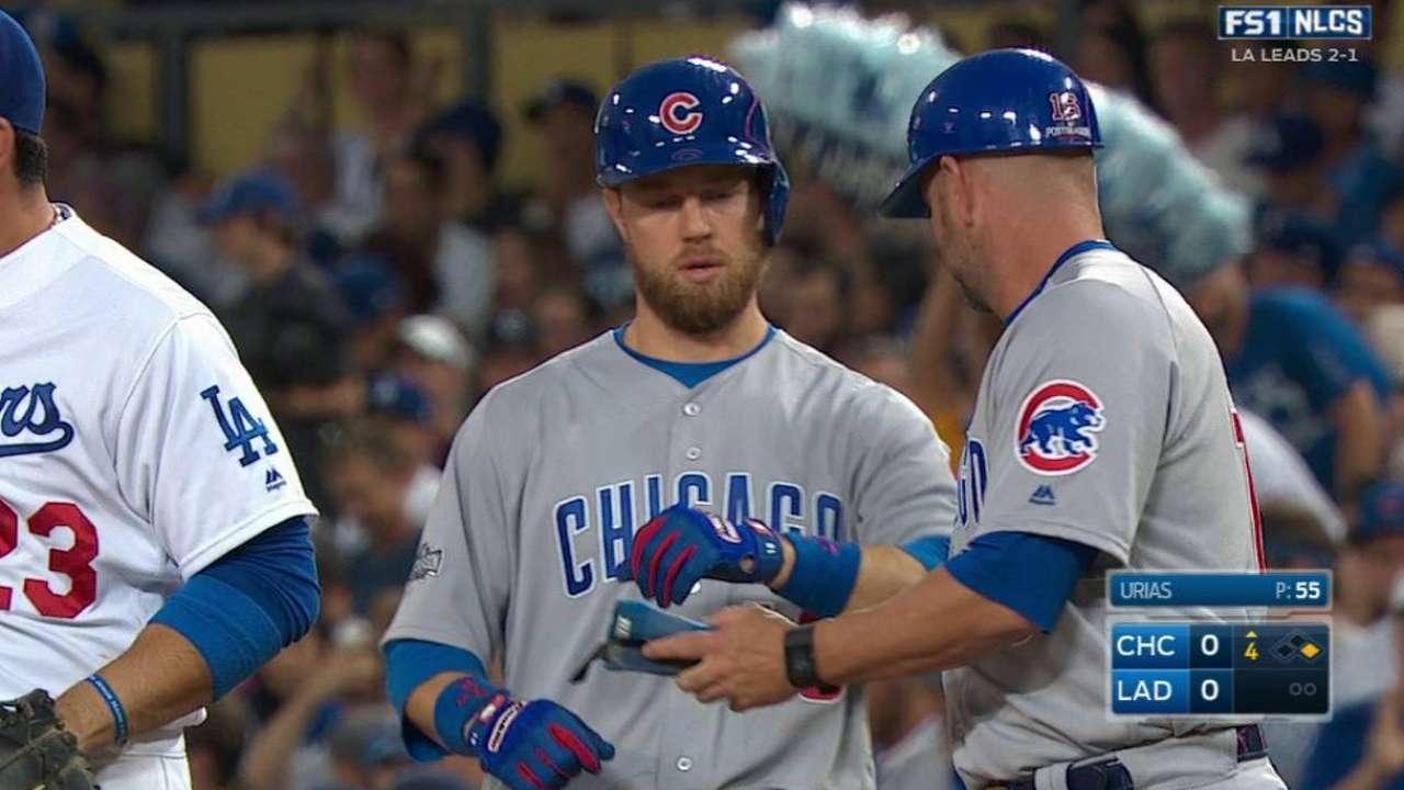 'Designated yo-yo' Zobrist an asset for Cubs