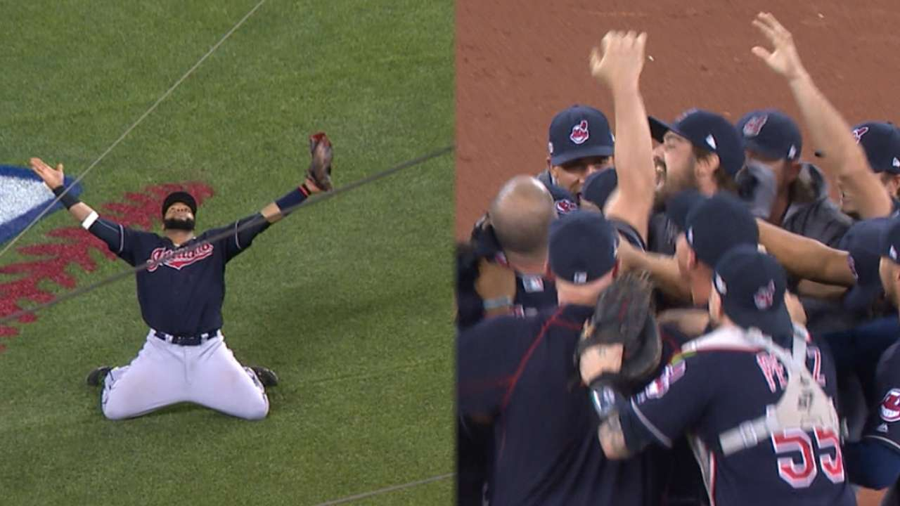 Tribe in World Series: Better relieve it!